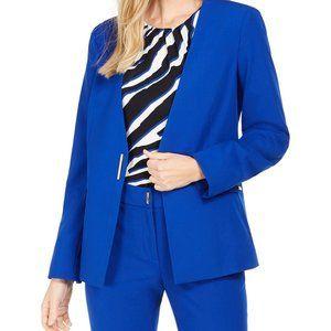 Calvin Klein Suit Blazer/Jacket  Sz 16  Blue  NWT